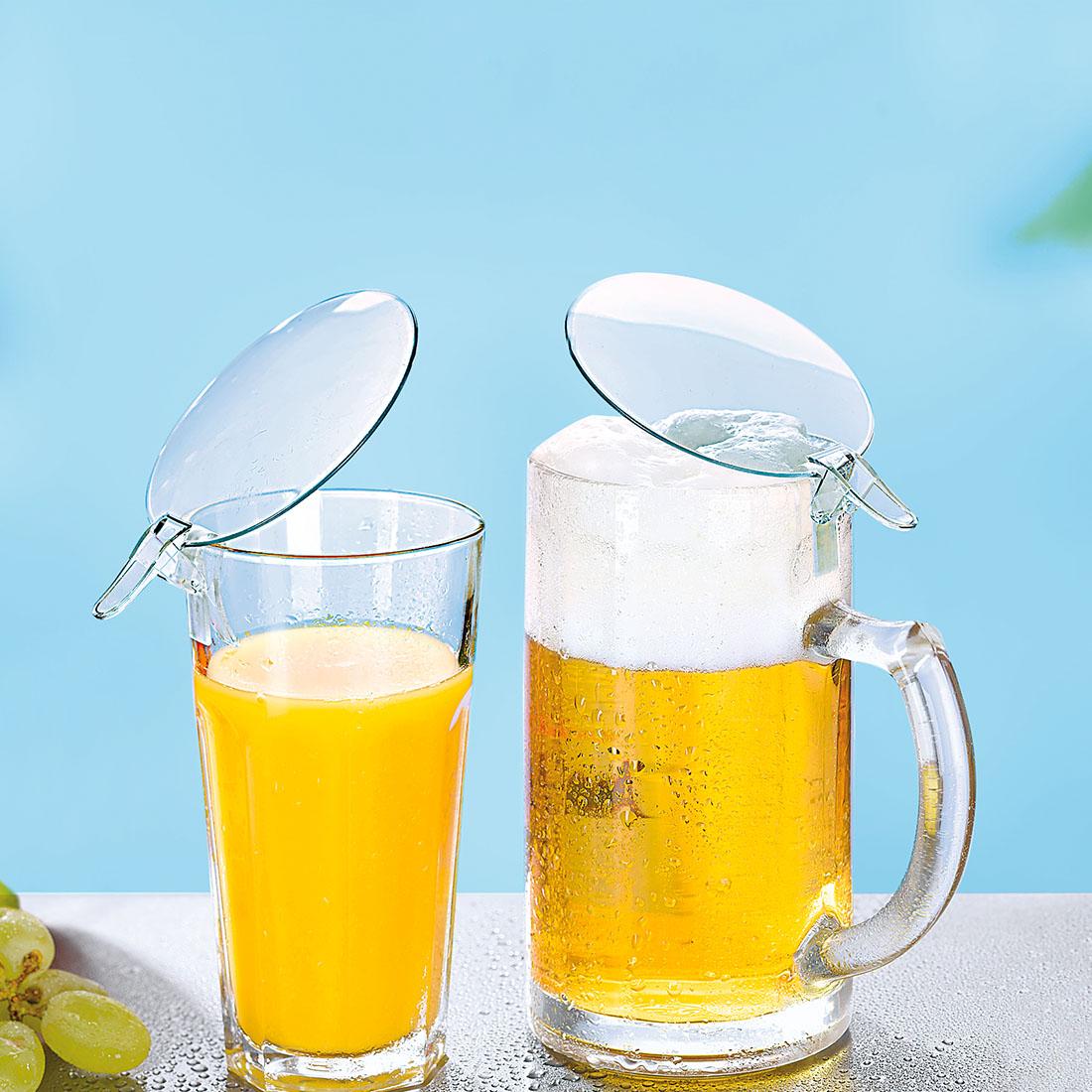 Крышки для стаканов или кружек, 2 штуки [06956],