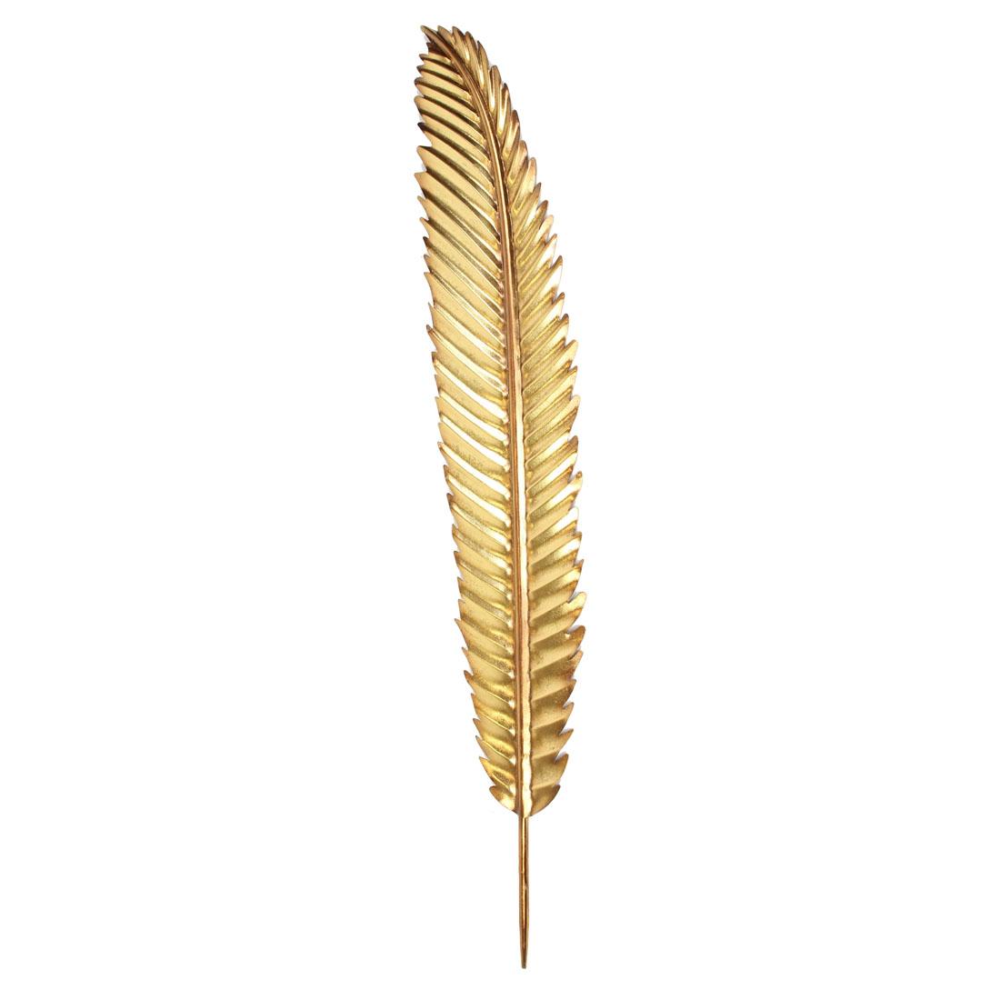 """Настенное украшение """"Золотое перо"""" [06971],"""