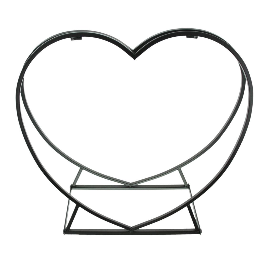"""Подставка для дров """"Сердце"""" [06988],"""