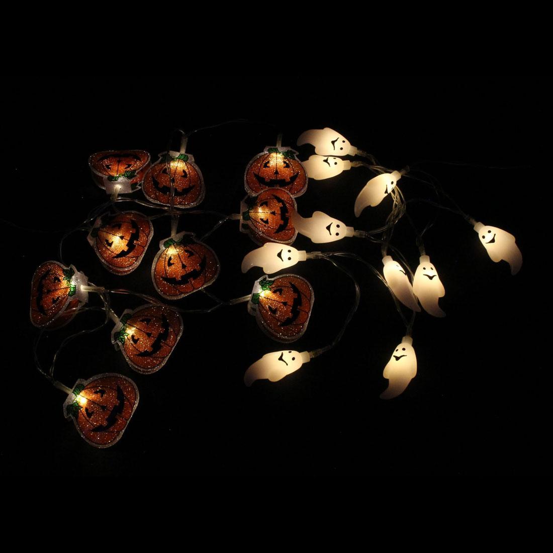 """Декоративные гирлянды световые """"Хэллоуин"""", 2 штуки [06989],"""