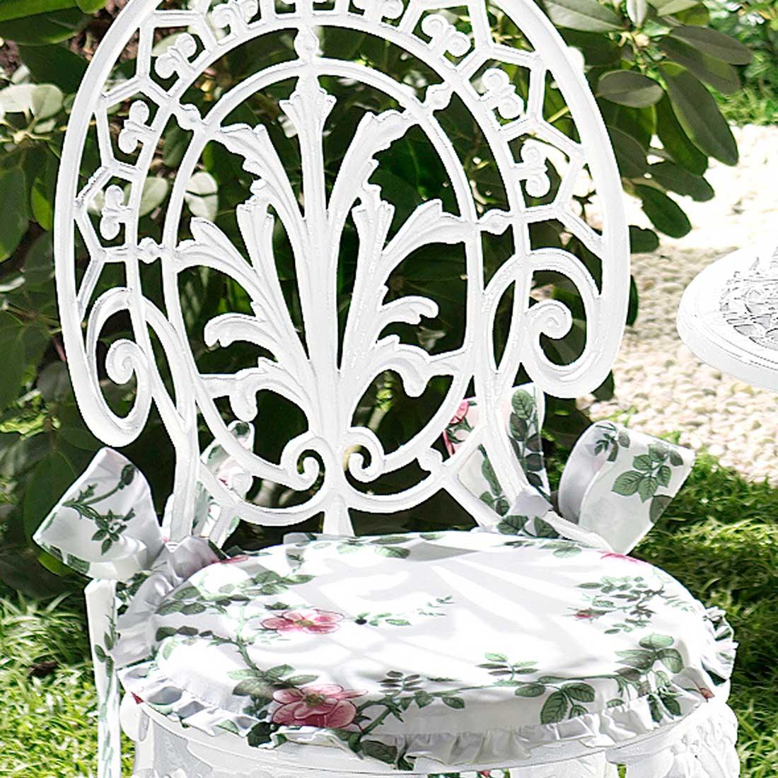"Кресло ""Сан-Ремо"" белое, 2 штуки [07005],"