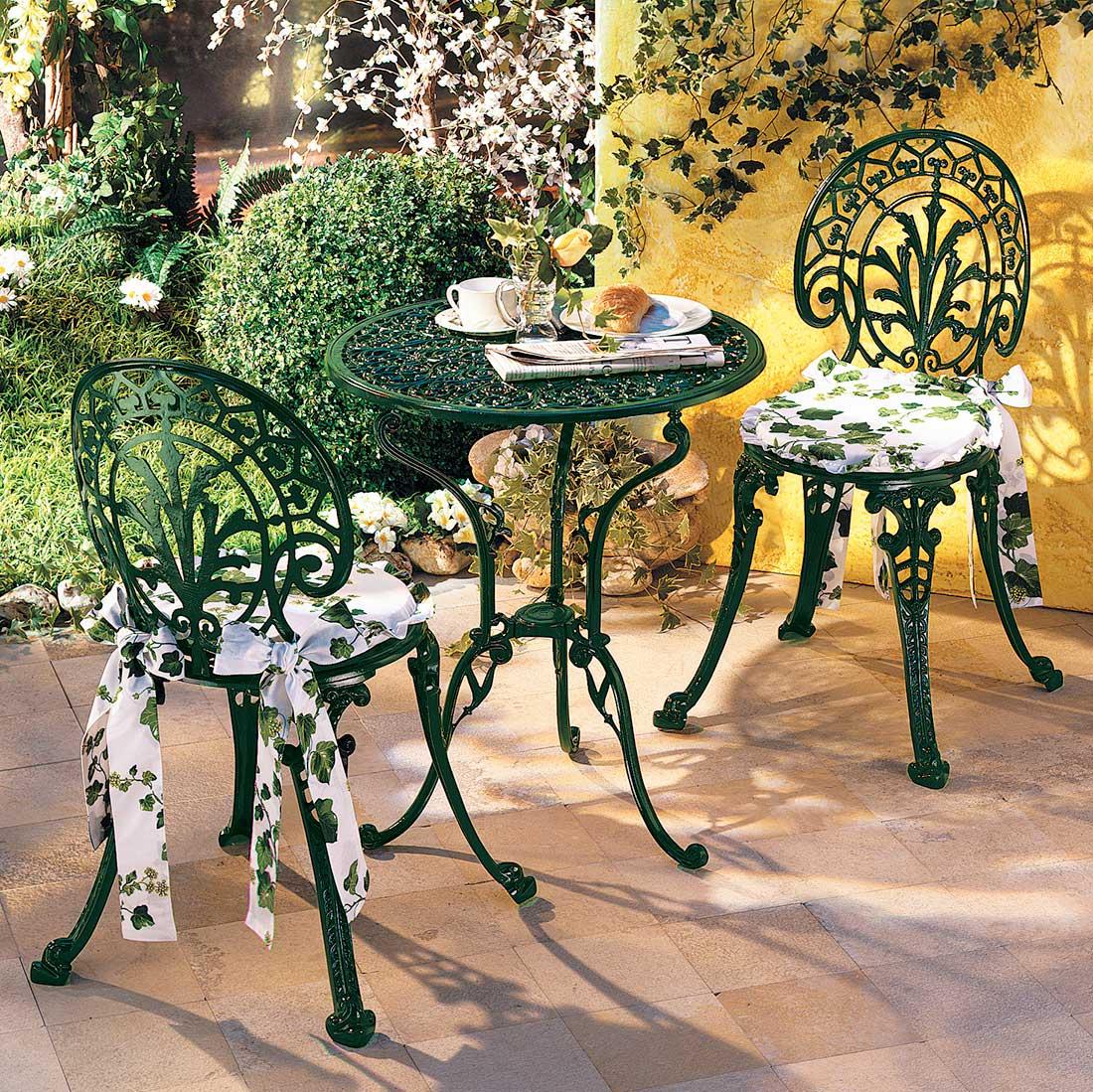 "Кресло ""Сан-Ремо"" зеленое, 2 штуки [07006],"
