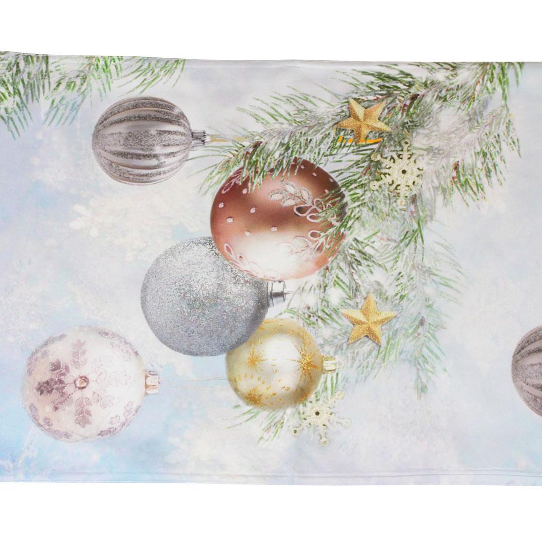 """Дорожка на стол """"Новогоднее настроение"""" [07073],"""