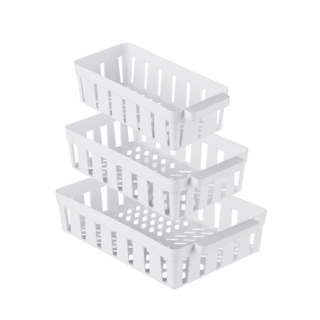 Набор лотков для холодильника, 3 штуки [07088],