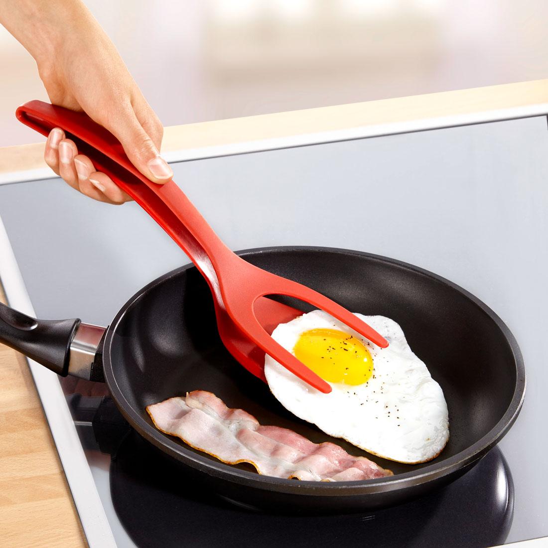 """Лопатка с зажимом кухонная """"Spezial"""" [07139],"""