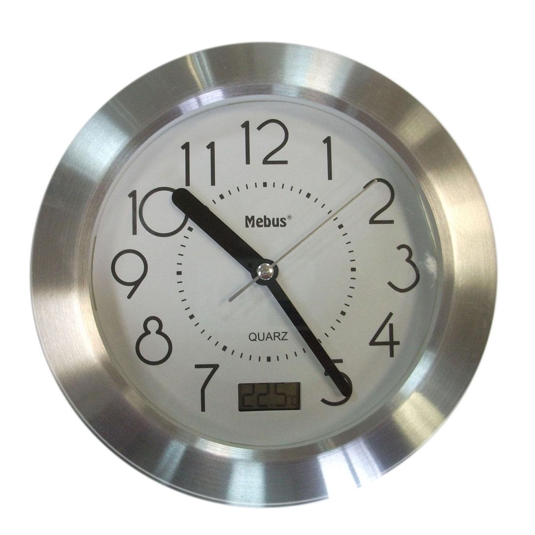 Часы для ванной комнаты на присосках [06955],