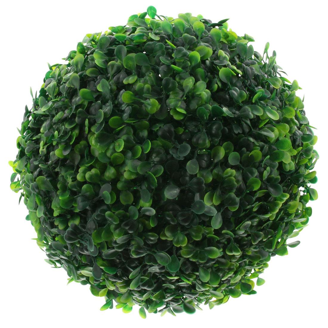 """Декоративное растение """"Буксус"""" со светодиодной подсветкой [07201],"""