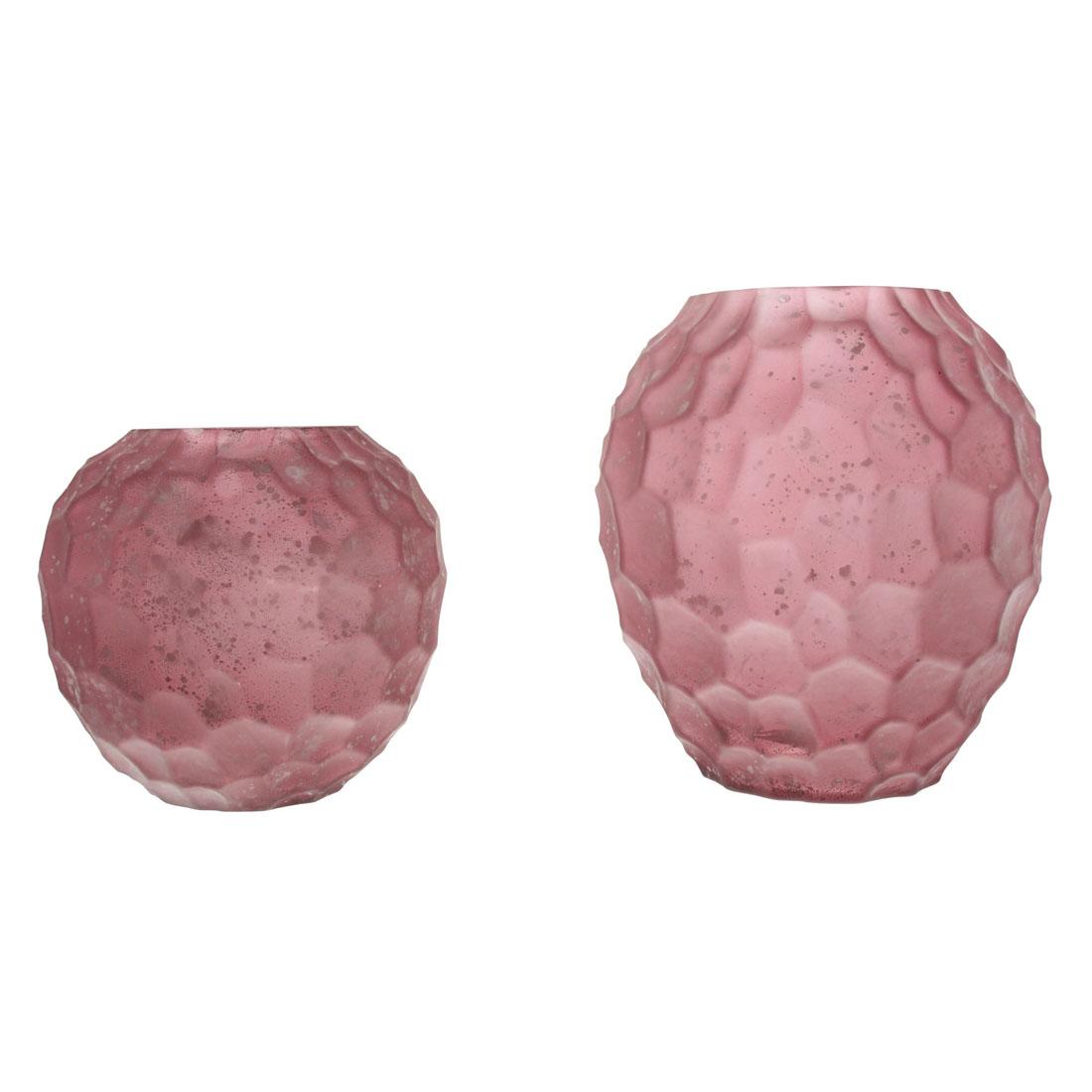 """Декоративные вазы """"Ежевика"""", 2 штуки [07214],"""
