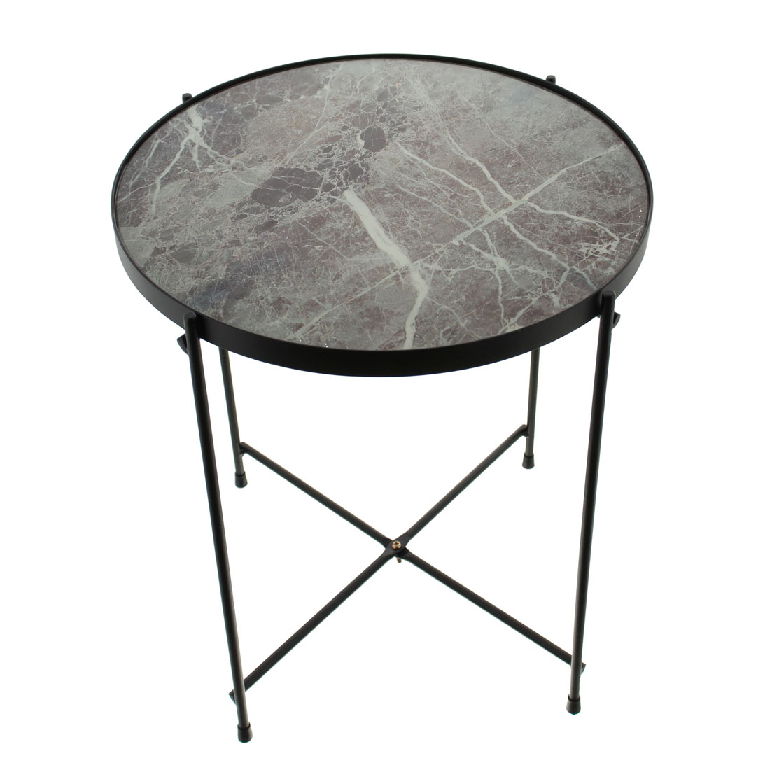 "Приставной столик ""Мрамор"" [07267],"