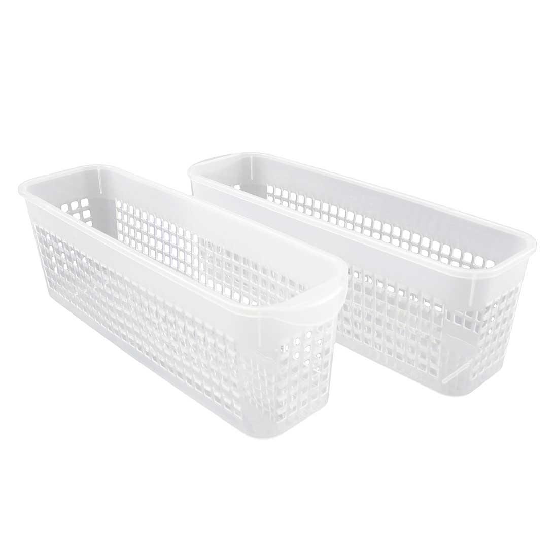 Корзинка-органайзер для кухни, маленькая, 2 штуки [07455],
