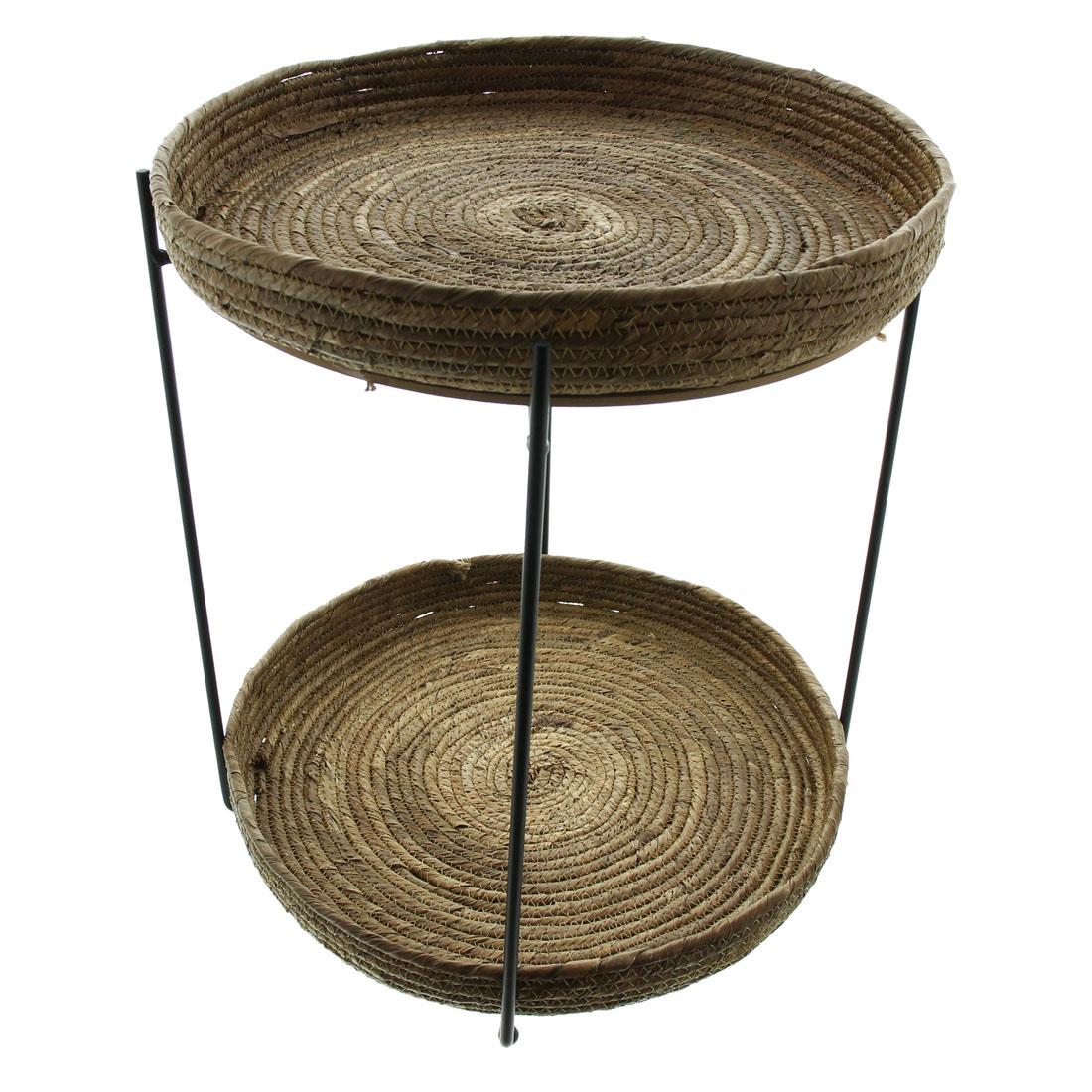 """Приставной столик """"Плетение"""" [07579],"""