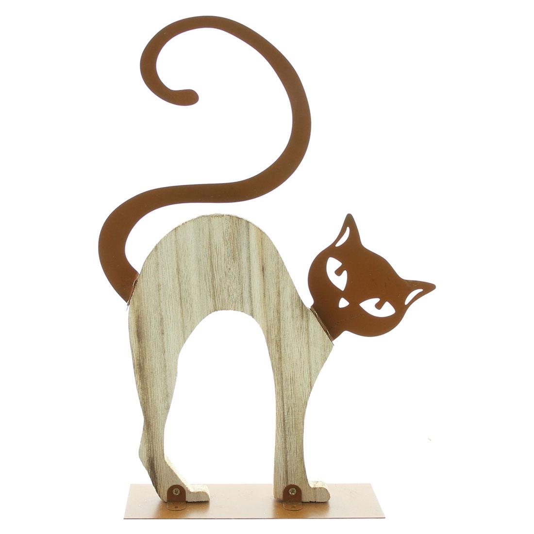 """Декоративная фигура """"Кошка"""" [07644],"""
