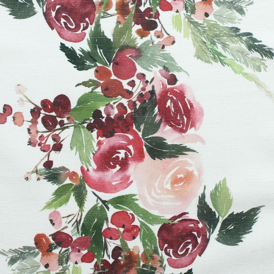 "Дорожка на стол ""Узор из роз"" [07706],"