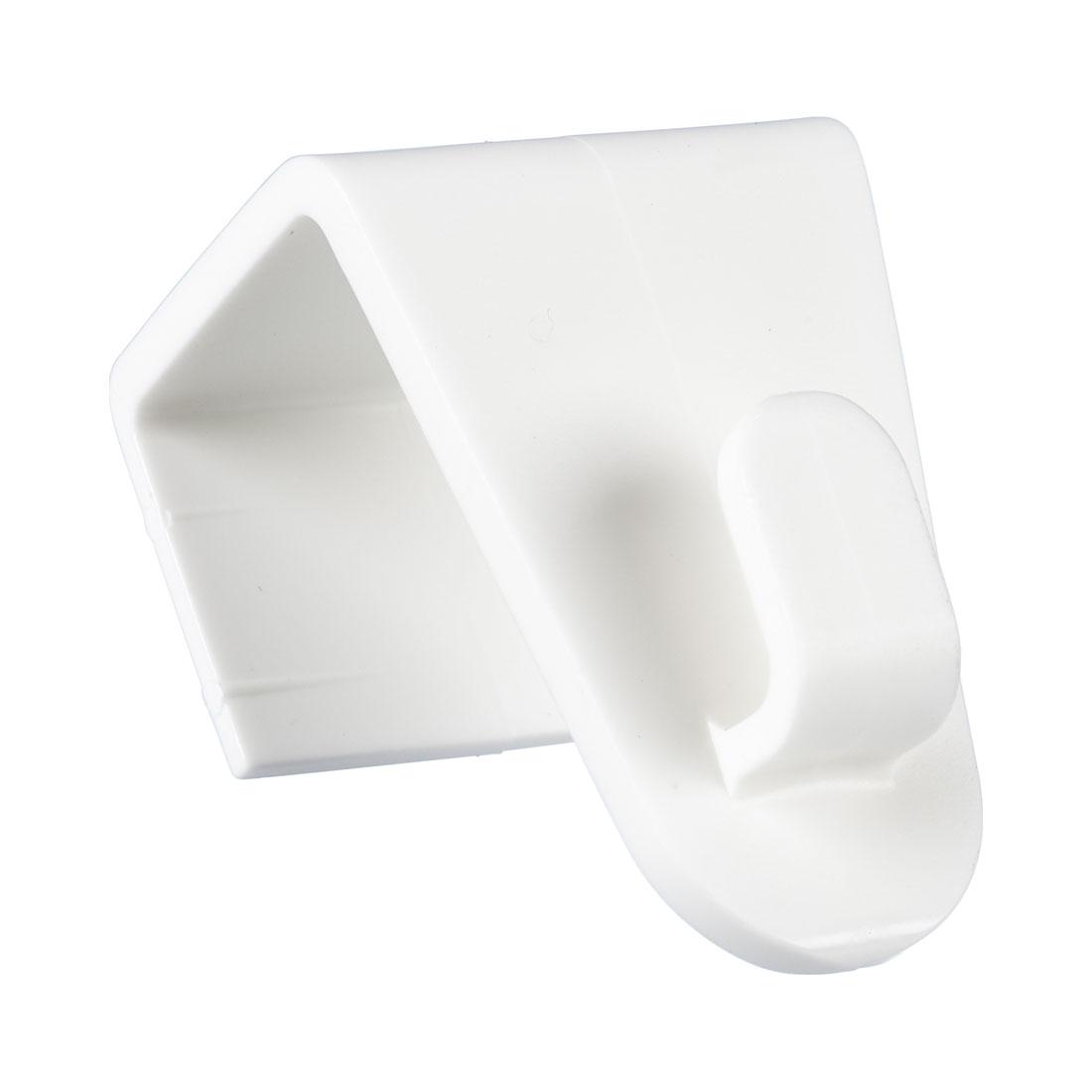 Крючки для подвешивания , 5 штук., белые [07824],