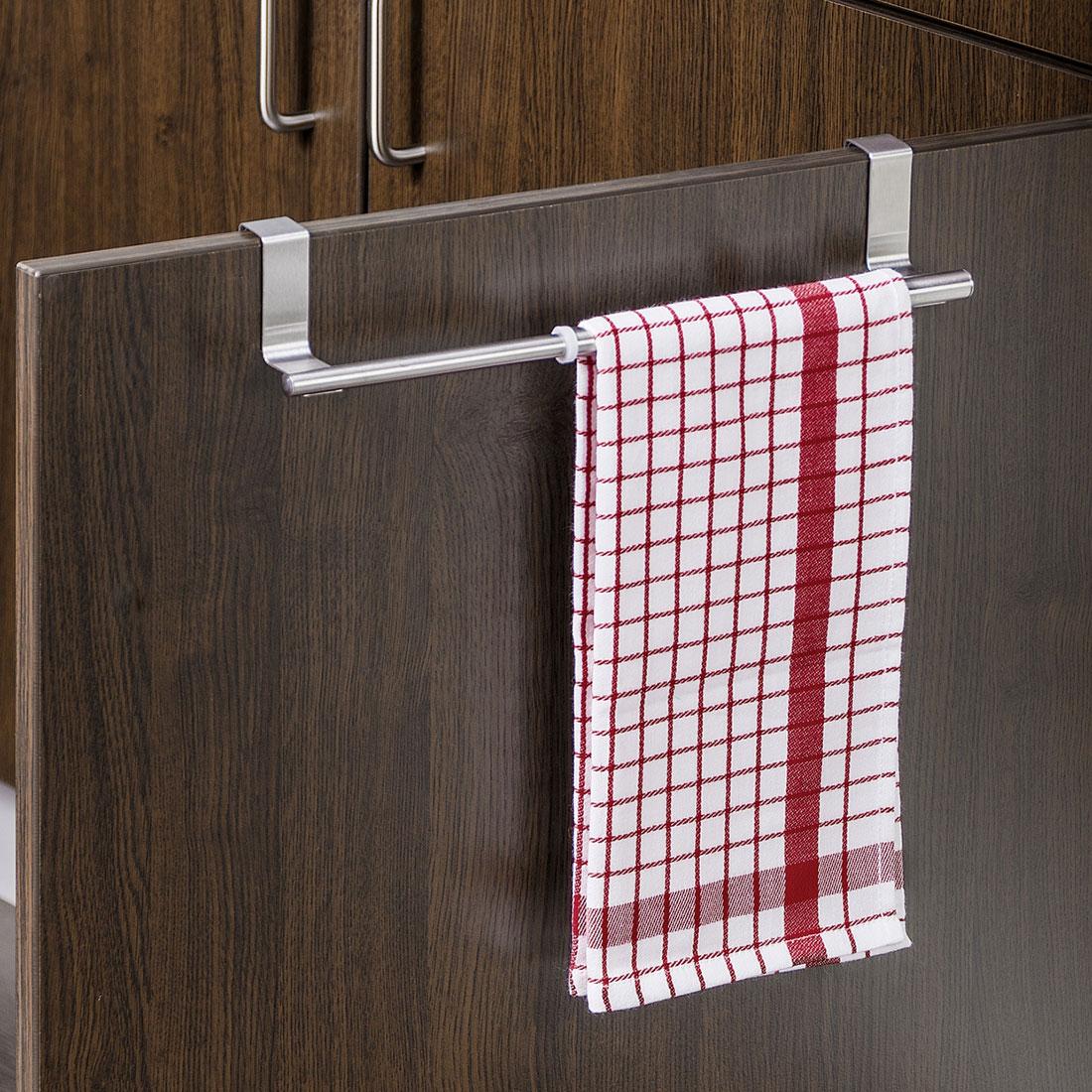 Вешалка для полотенец, раздвижная [00499],