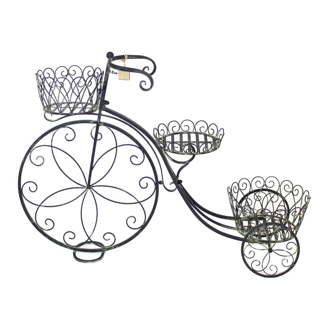 """Подставка для цветов """"Велосипед"""" [05434],"""