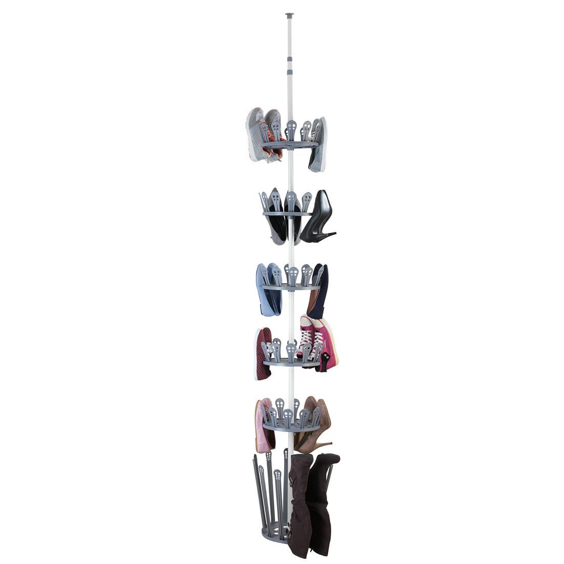 """Этажерка для обуви телескопическая """"Ахилес"""" [05524],"""