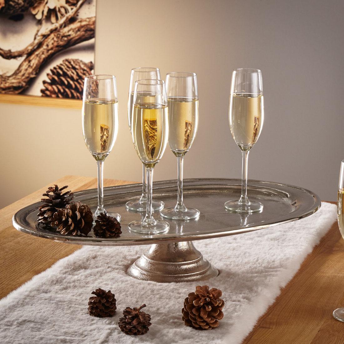 "Декоративный поднос ""Champagner"" [07954],"