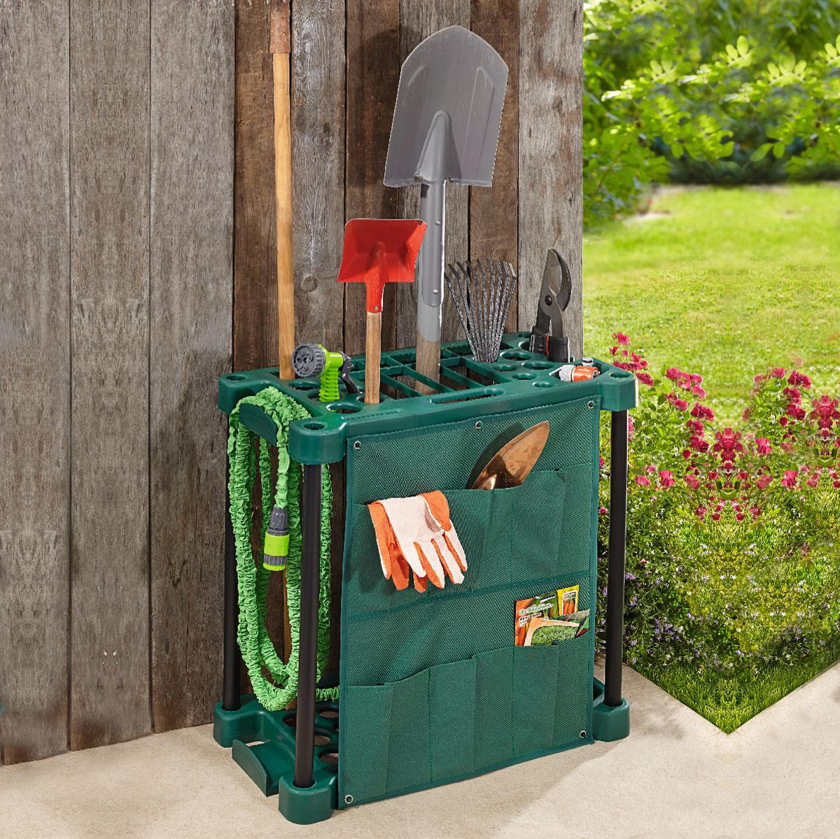 Этажерка для садовых инструментов [08209],