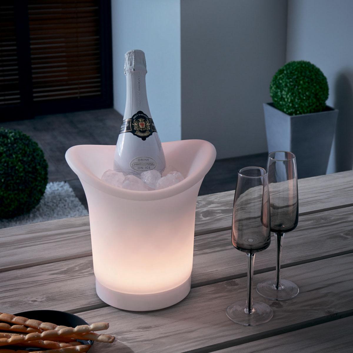 """Емкость для охлаждения напитков """"LED Cooler"""" [08296],"""