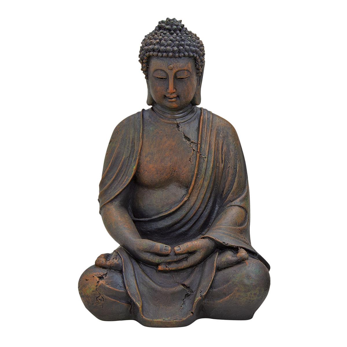 """Декоративная фигура """"Будда - умиротворение"""", 30 см [08420],"""