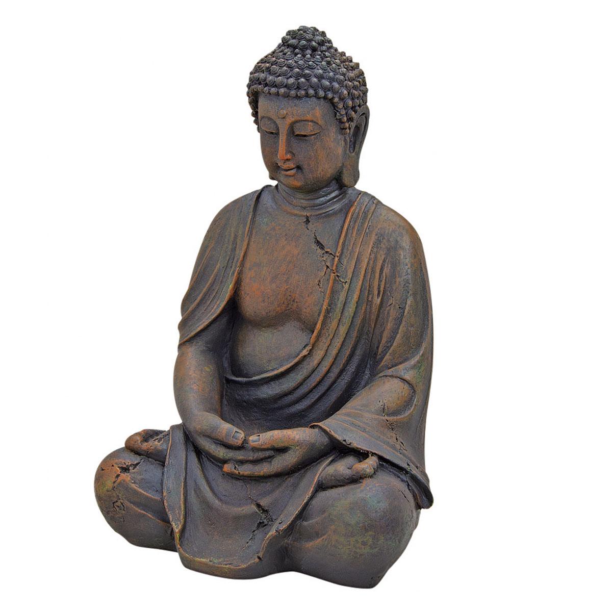 """Декоративная фигура """"Будда - умиротворение"""", 38 см [08422],"""