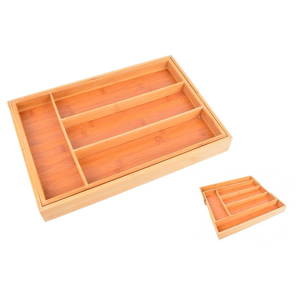 """Лоток для столовых приборов """"Bambus"""" [08486],"""