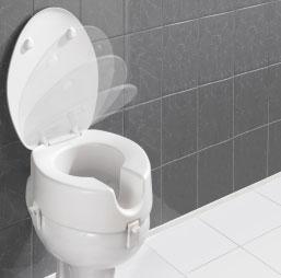 """Сиденье для WC """"Германика"""", высокое [02655] Сиденье для WC высокое"""