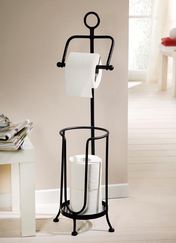 Подставка для туалетной бумаги, напольная