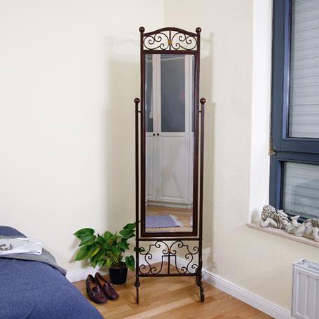 "Зеркало  в металлической раме ""Венеция"""