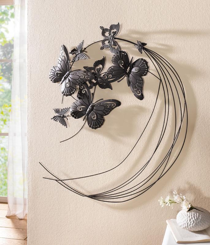 Настенное украшение Бабочки