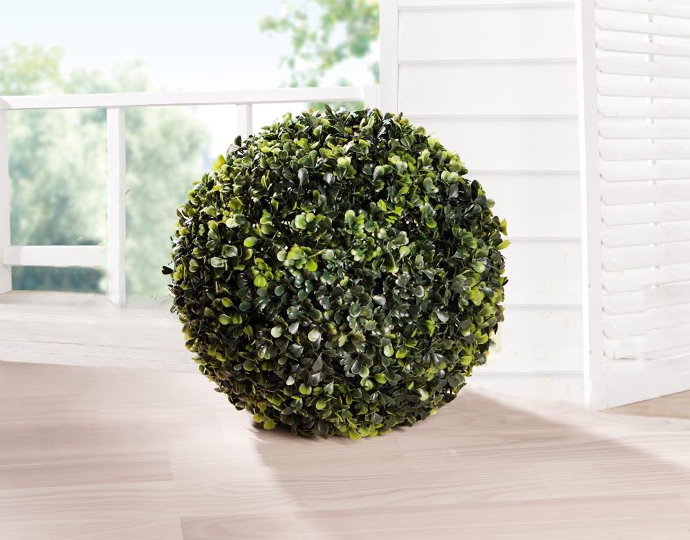 """Декоративное растение """"Самшит"""" диаметр 27см"""