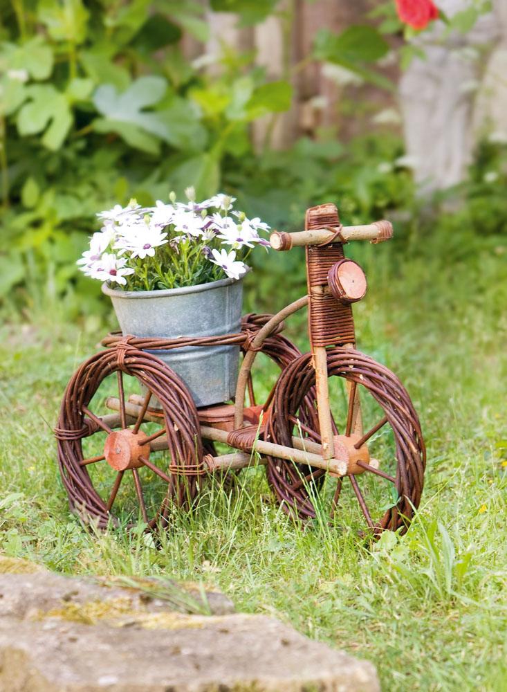 """Подставка для цветов """"Велосипед"""" [03777]"""