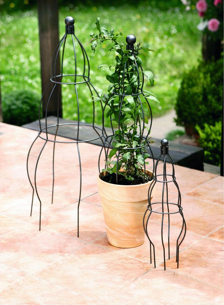 """Опоры для растений """"Конусы"""", 3шт [03781] в магазине Интернет-магазин Хит"""