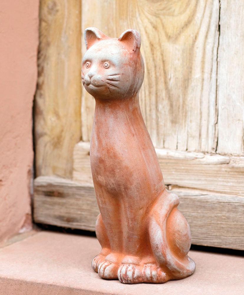 "Декоративная фигура ""Кошка"", высота 33 см [04259] Декоративная фигура ""Кошка"""