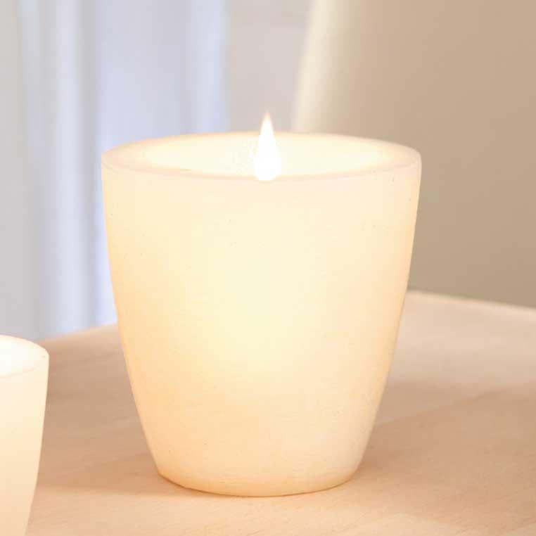 """Ароматизировнная свеча """"Ваниль"""" большая"""