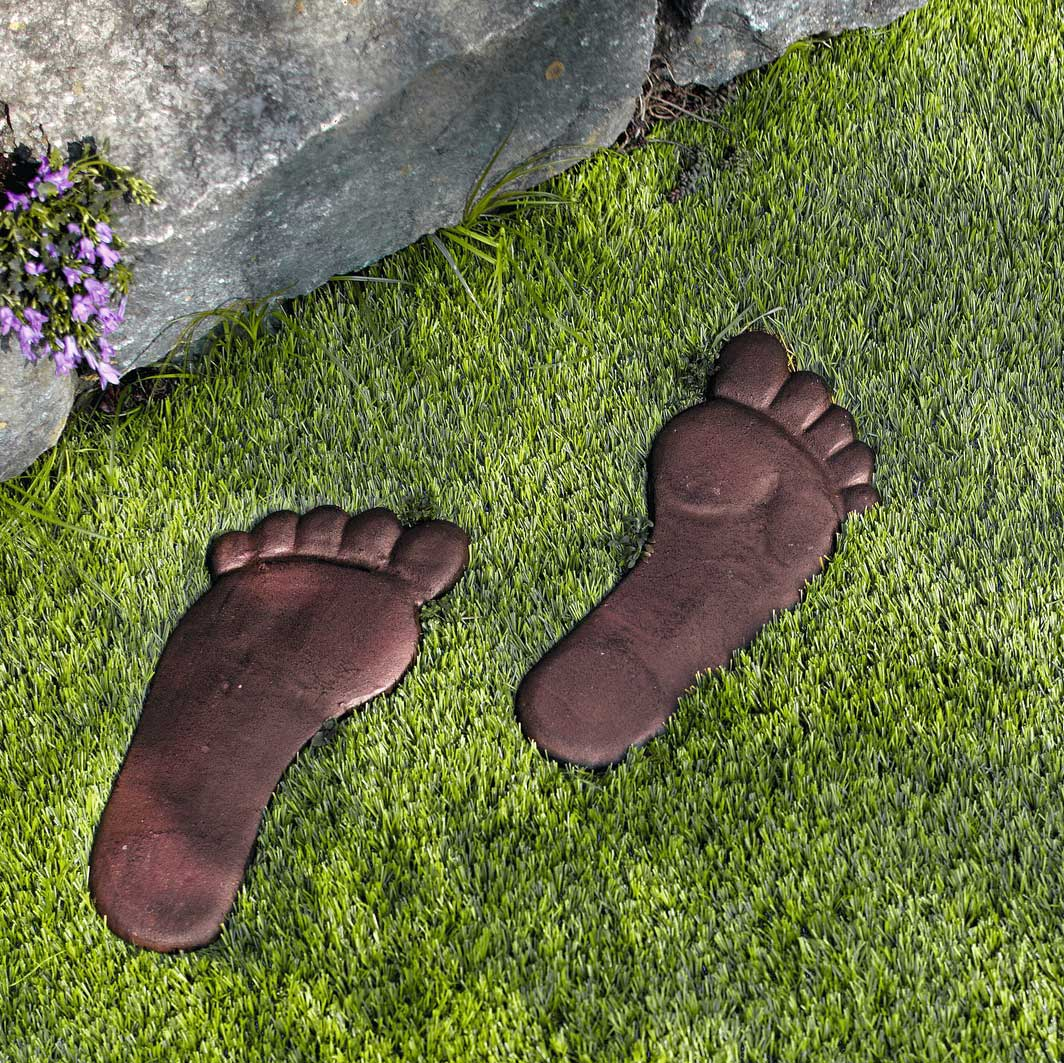 """Декоративное украшение для сада """"Ноги"""" 2шт."""