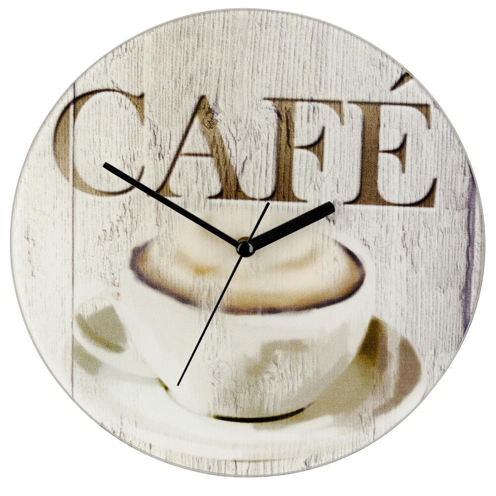 """Настенные часы """"Cafe"""" [04739] Настенные часы CafeД 27см"""