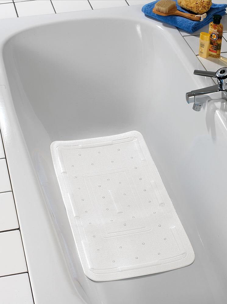 Коврик для ванной Florida белый