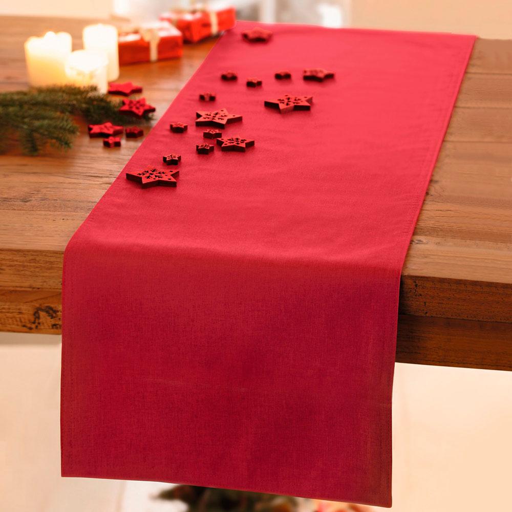 """Дорожка на стол """"Red"""""""