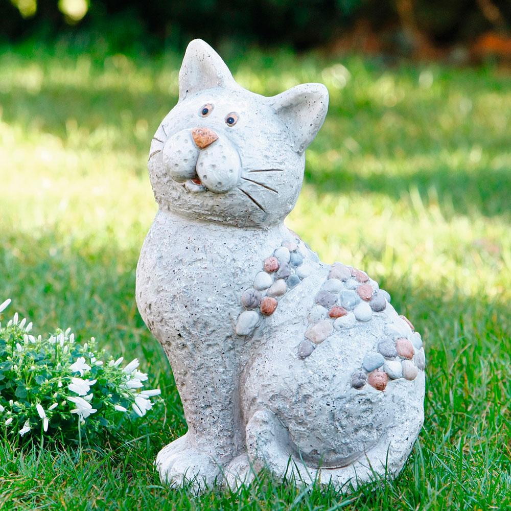 """Декоративная фигура """"Кошка"""" 41см"""
