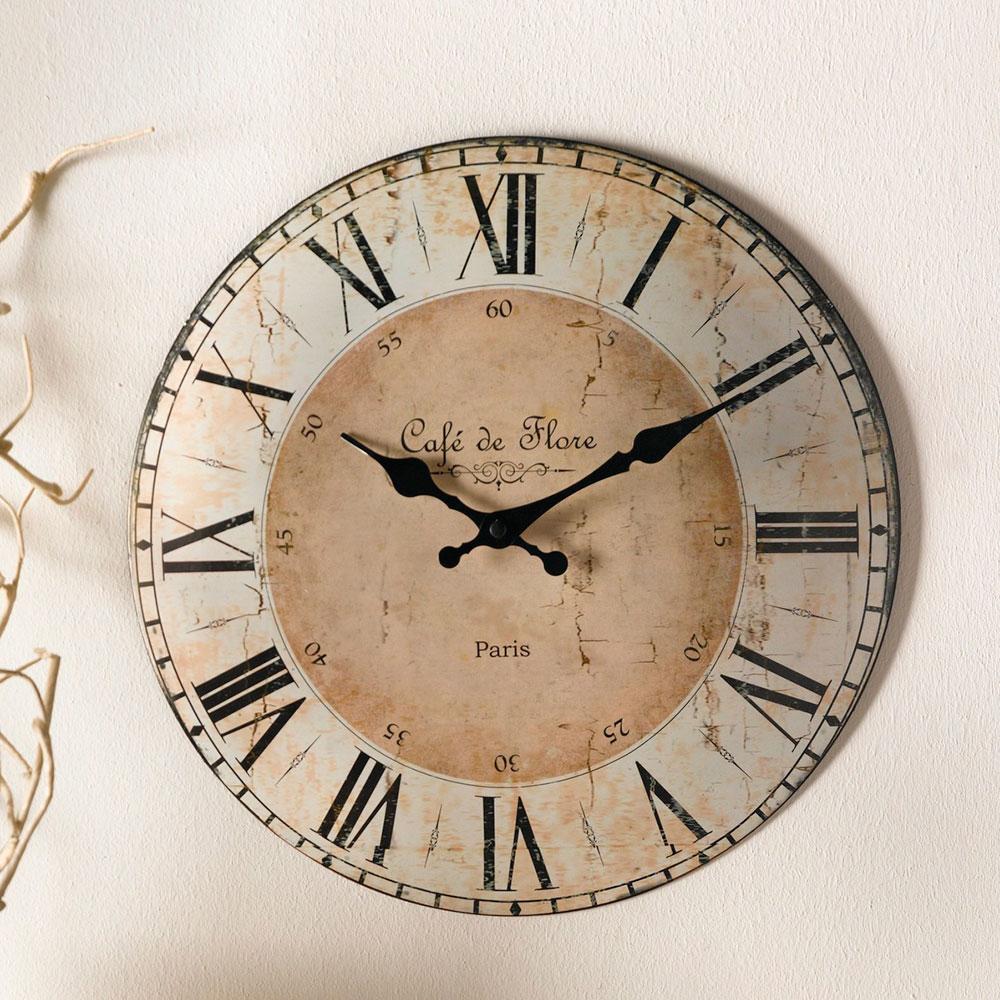 "Часы настенные ""Café de Flore"""
