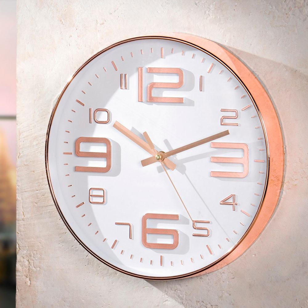 """Часы настенные """"Glam-Chic"""""""