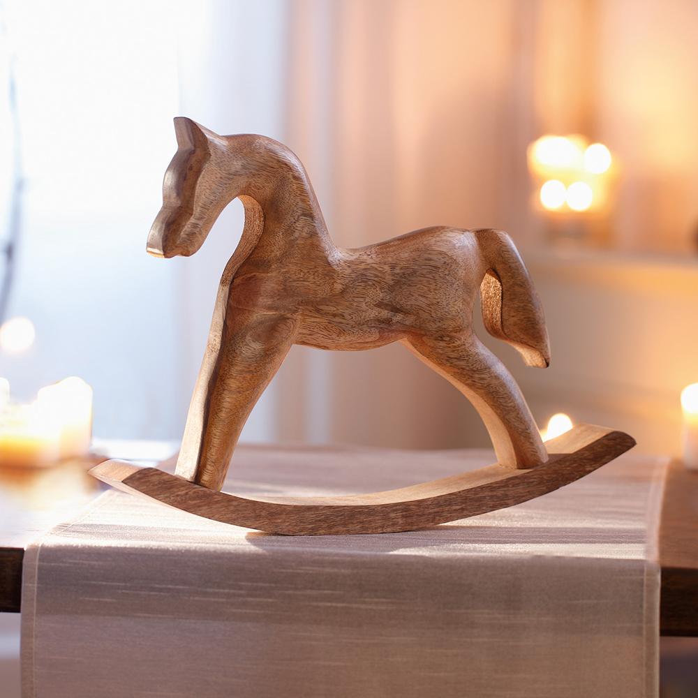 """Декоративная фигура лошадки """"Ностальгия"""""""