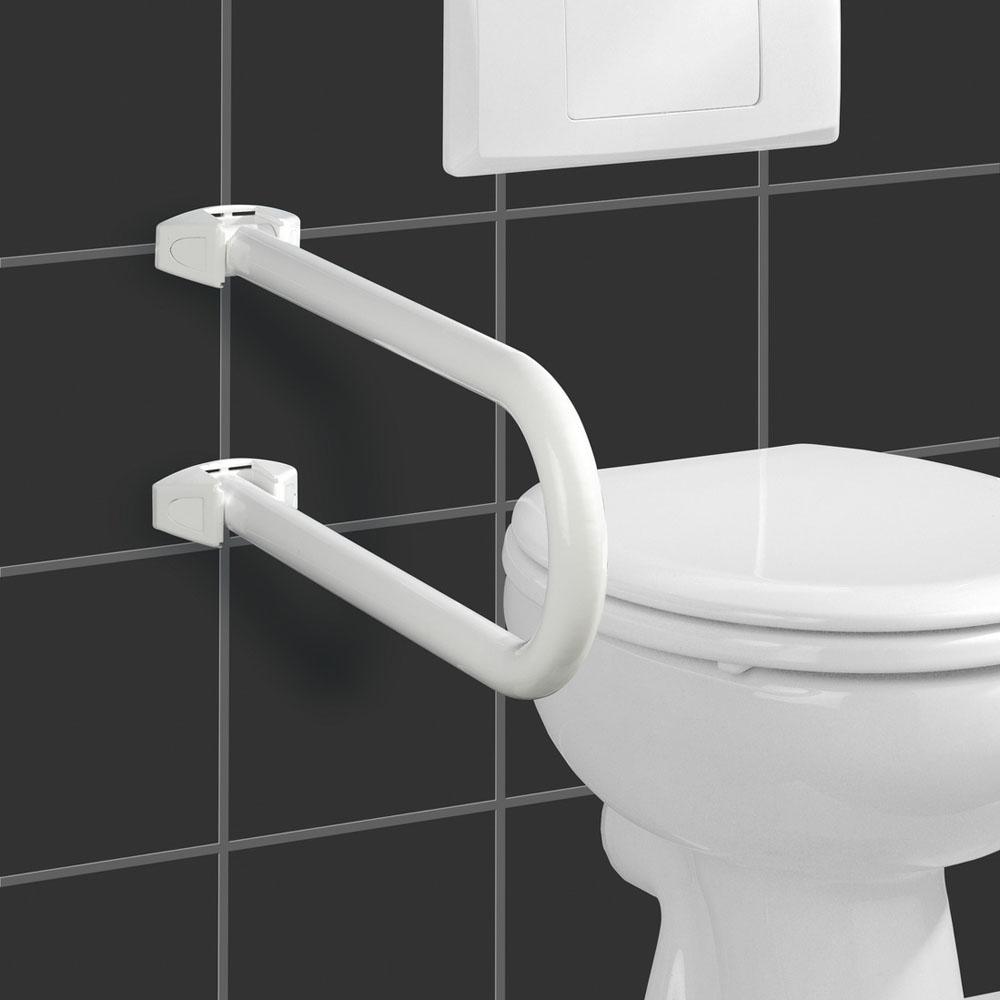 Откидной поручень для ванной комнаты Secura