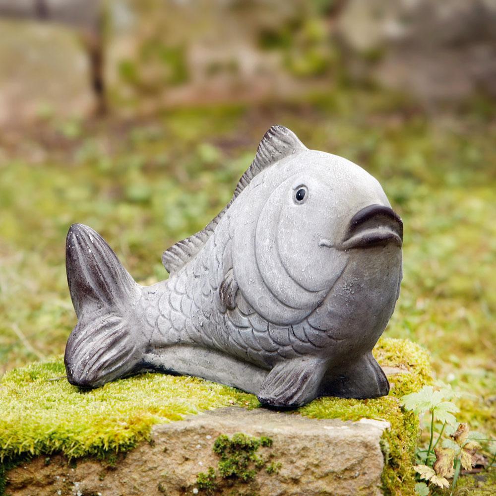 """Декоративная фигура """"Большая рыба"""""""