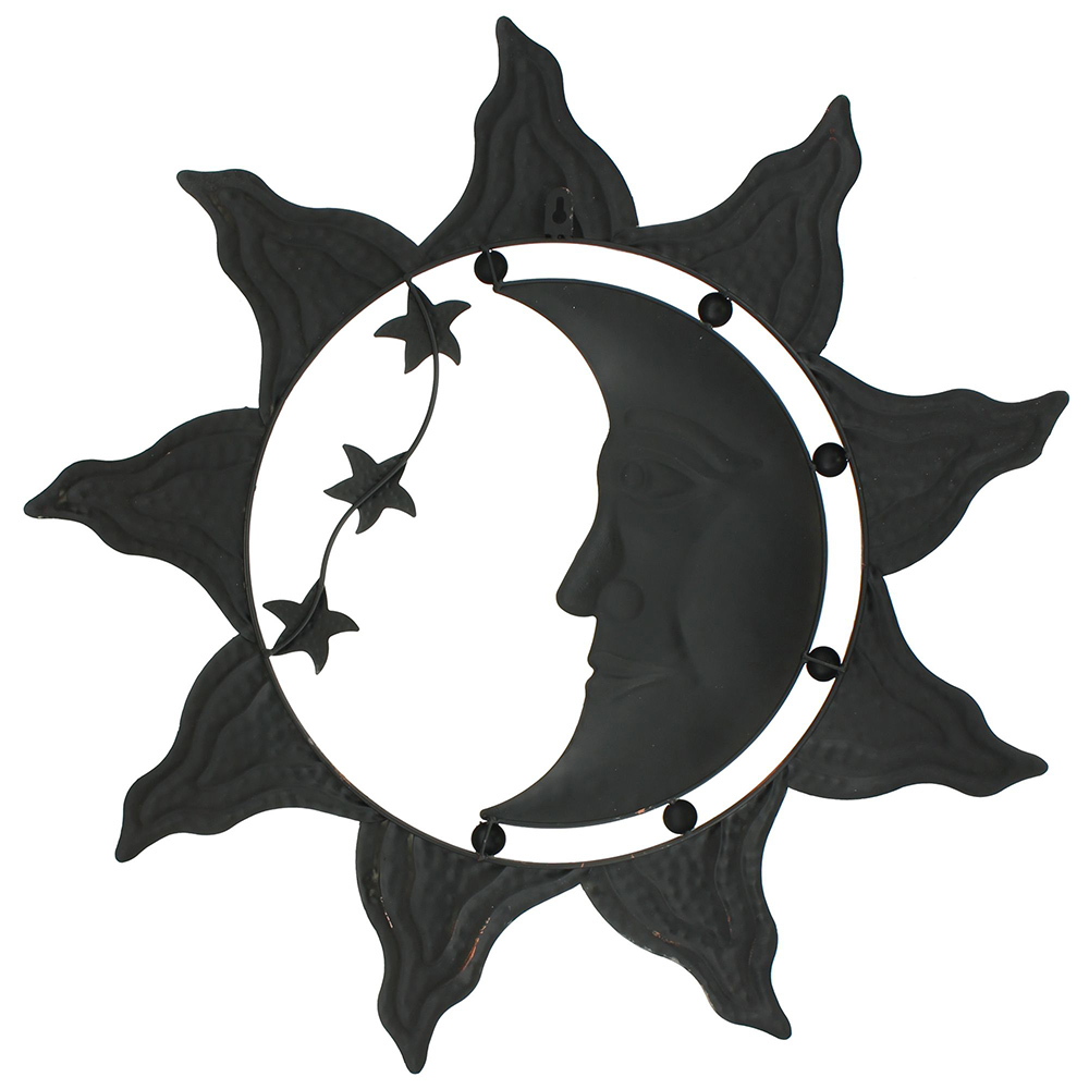 """Украшение настенное """"Солнце, Луна и Звезды"""""""