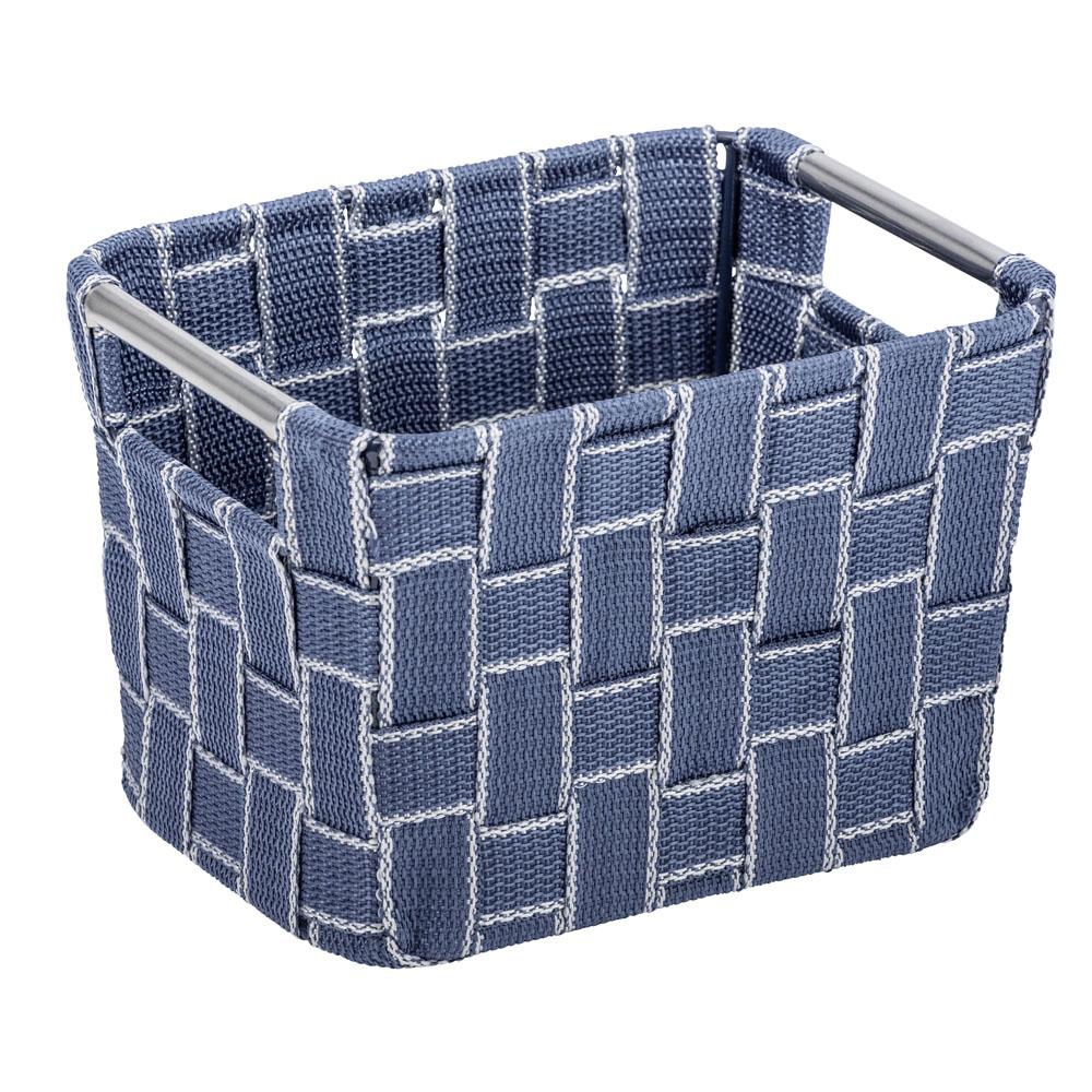 Корзина для ванной Fedra S, синий
