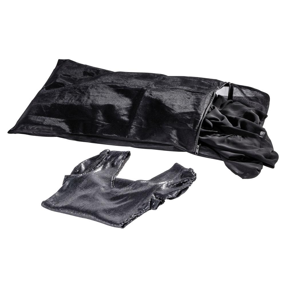 Сетка для стирки 70х50см, черный