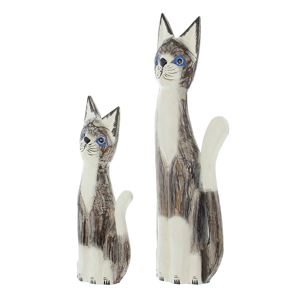 "Декоративные фигуры ""Кошки"", 2 штуки [01867] Кошки, 2 штуки"